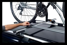 Thule Freeride Крепление для велосипедов