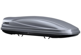 Thule Atlantis 200, 600, 780, 900 silver, metal  - 235 cm length